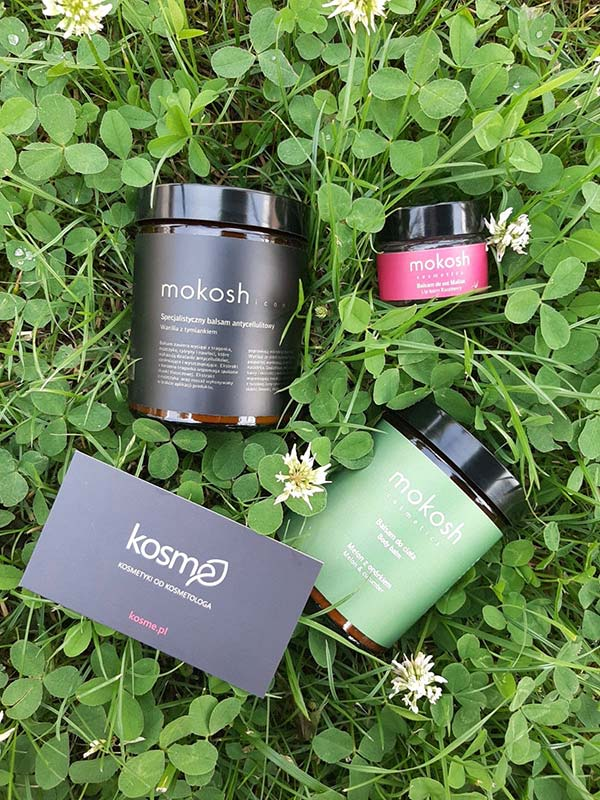 Mokosh naturalne kosmetyki do SPA, olejki eteryczne, świece zapachowe.